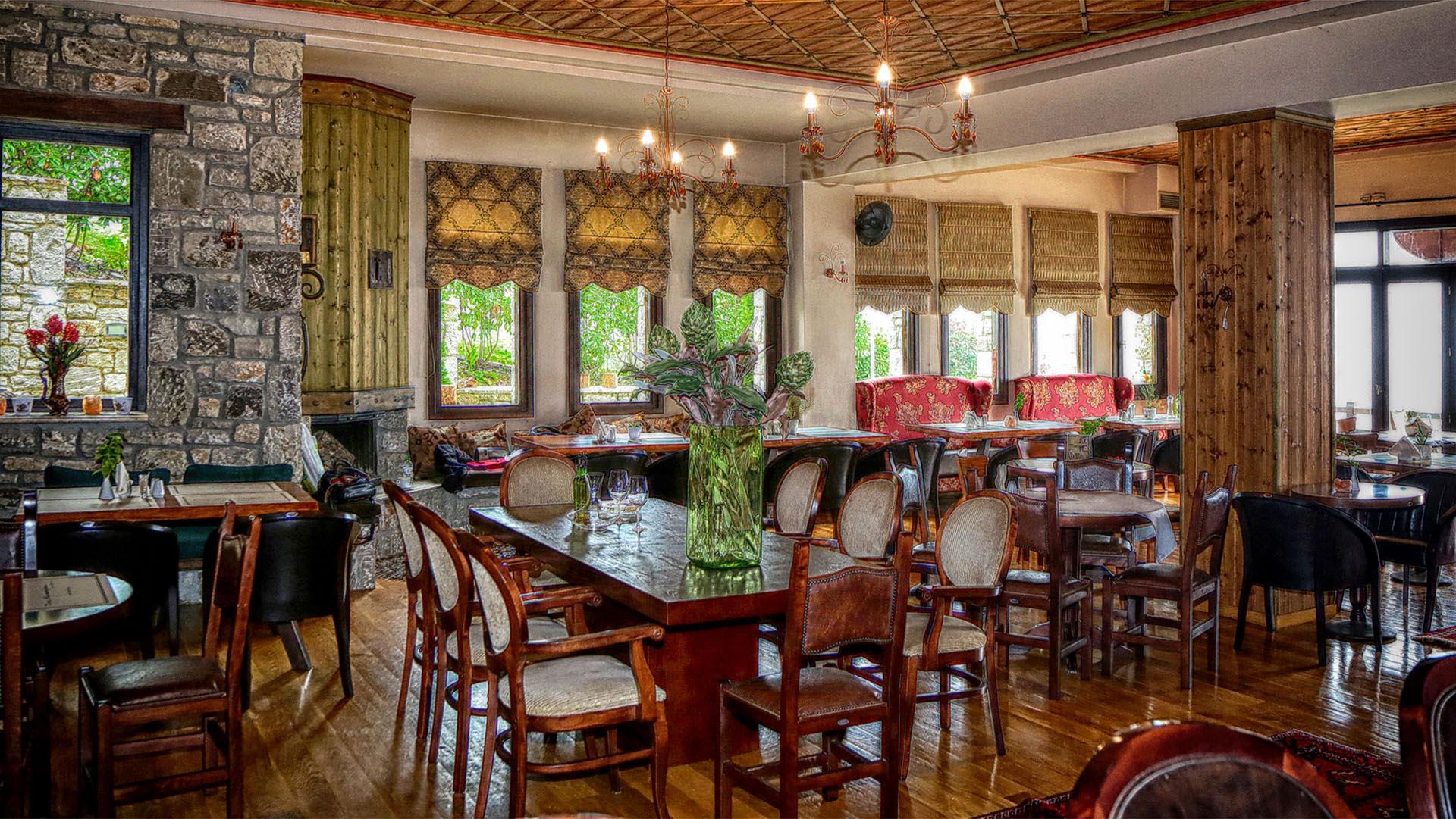 Εστιατόριο λίμνη Πλαστήρα