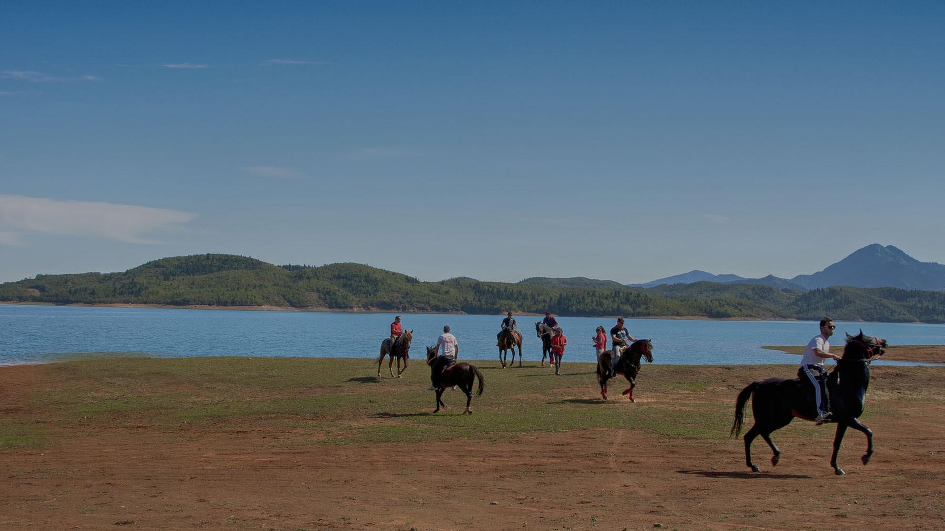 Δραστηριότητες λίμνης Πλαστήρα