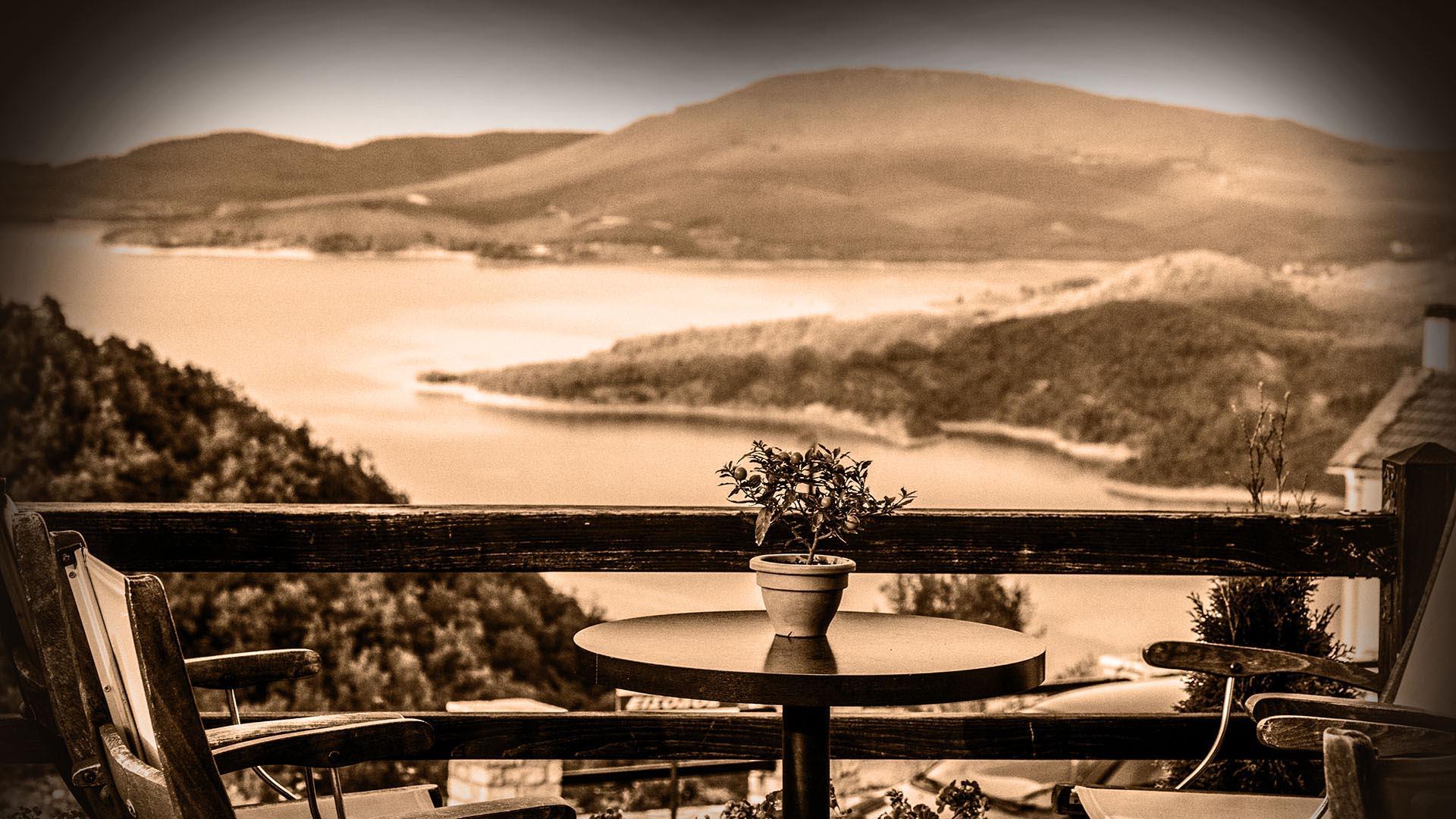 Ξενώνας λίμνη Πλαστήρα